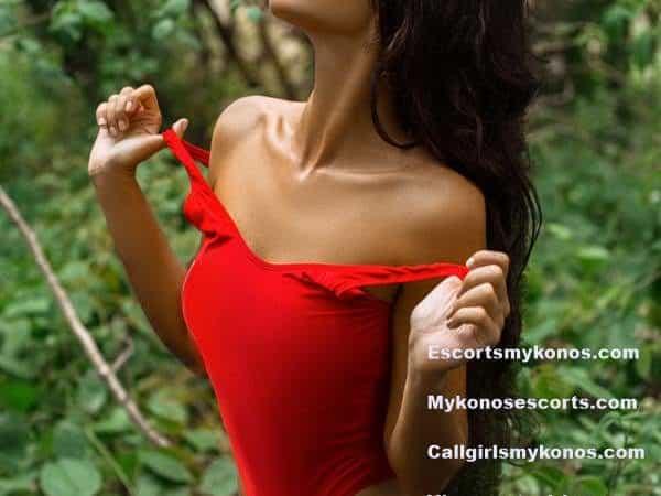Vip fitness model Mykonos escort